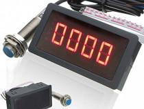Indicator turatie combine 0-9999rot/min Tahometru turometru!