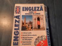 Engleza curs CD intensiv de limba
