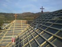 Reparatii acoperis tigla tabla