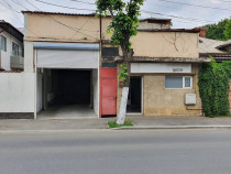 Hala productie -depozitare- Brancoveanu, Alunisului