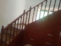 Balustrada lemn stejar model deosebit *stare impecabilă *