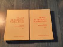 Tratat de dermato venerologie de Al. Coltoiu 2 volume