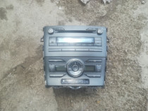 Radio cd player cu unitate control ac Toyota auris