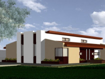 Vila cu 2 locuinte, zona Martha Bibescu, Mogosoaia