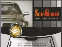 Tratament parbriz - SafeGuard glass protection