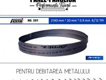 Fierastrau panglica metal 2140x20x0.9x8/12 Femi NG 201