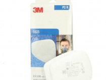 3M Set 2 Buc Prefiltru Pentru Particule P2 Pentru Masca Gaze