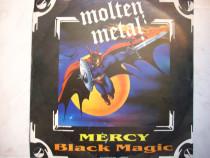 Molten Metal-Mercy-Black Magic vinil