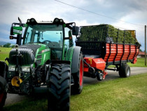 Tractor Fendt Vario 209