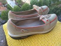 Pantofi,piele Walk Maxx, mar 39 (24.5 cm).