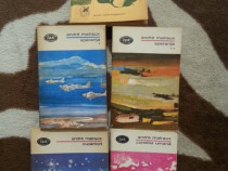 Andre Malraux carti (5 vol)