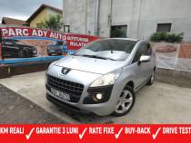 Peugeot 3008 / rate fixe si egale / garantie / buy - back