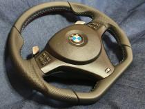 Volan BMW ergonomic cu padele
