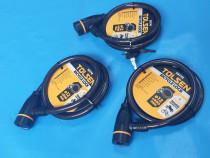 Cablu ANTIFURT (80cm) cu cheie pentru blocare bicicleta