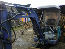 Miniexcavator AIRMAN1600 kg