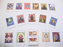 Carti de tarot (varianta completa cu 78 de lame de tarot)