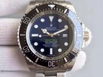 Rolex Deepsea 116660 V7 Stainless Steel D-Blue Dial Swiss 28