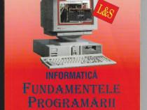 Fundamentele programarii, Culegere de probleme Pascal C C++