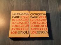 Vietile pictorilor sculptorilor arhitectilor Giorgio Vasari