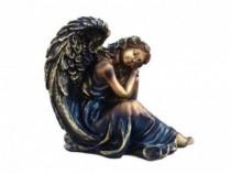 Statueta Inger Dormind 26x22 Cm