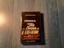 Cronica unei mari dezamagiri de George Pruteanu