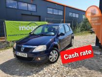 Dacia Logan an 2012 Euro 5 benzina 1.2  rate