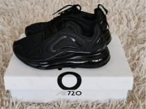 Nike Air Max 720 Full Black Sneaker/Adidasi AirMax