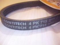 Curea cu caneluri ContiTech 4 PK 715