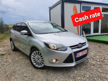 Ford focus an 2012 TITANIUM euro 5 diesel 1.6 cash rate