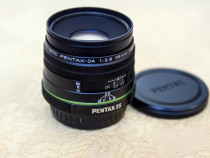 Smc pentax - da 1:2,8 35mm macro limited