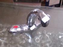 Baterie lavoar cu reglarea temperaturii apei calde