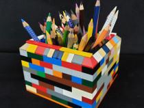 Suport creioane/pixuri birou, Lego original