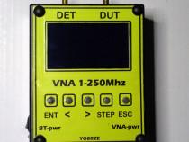 Vector Network Analyser Radioamatori (VNA) 1-250MHz