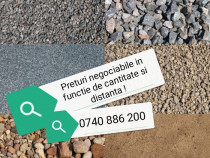 Transport Basculabil : Sort, Nisip, Pietriș, Piatra