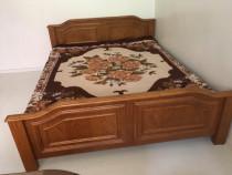 Mobila dormitor pat șifonier