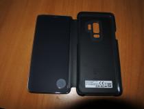 Husa originala Samsung S9+ Clear view standing cover