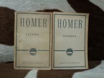Iliada/Odiseea-Homer (2 vol)