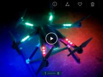 Drona Walkera Tali H500