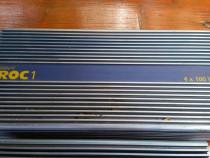 Amplificator auto Signat ROC 1 / 2 x 125W RMS in 4 ohm