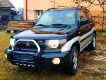 Mitsubishi pajero pinin 4x4 superselect BLOCANT GREU/ușor/lo