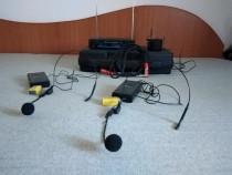 Set lavaliere wireless QTXsound