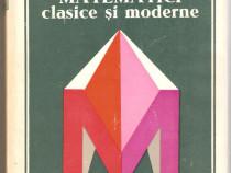 Matematici clasice si moderne-Caius Iacob