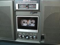 Radiocasetofon Sony Cf 570l Vintage