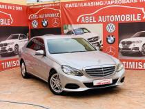 Mercedes-Benz E220 Avantgarde An 2015 Acte La Zi