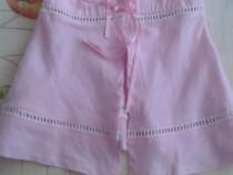 Bluza roz + pantalon roz 86-92