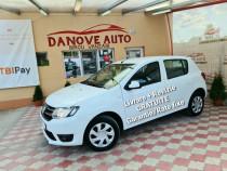 Dacia sandero revizie+livrare gratuite, garantie, rate fixe