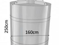 Rezervor apă vertical 5.000 litri - Transport Gratuit