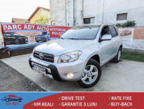 Toyota rav 4 / 2.2 diesel / rate fixe / garantie / buy-back