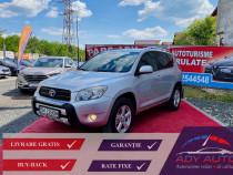 Toyota rav 4 / 2.2 diesel / rate fixe  / buy-back
