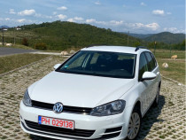 Volkswagen Golf 7 break automat diesel
